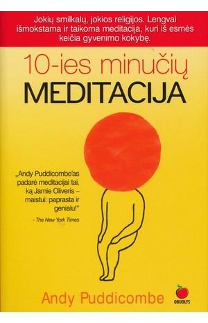 10-ies minučių meditacija