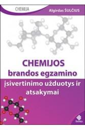 Chemijos brandos egzamino įsivertinimo užduotys ir atsakymai
