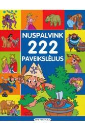 Nuspalvink 222 paveikslėlius