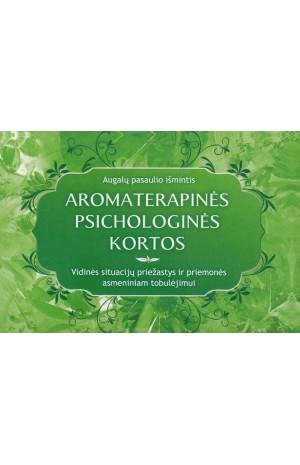 Aromaterapinės psichologinės kortos