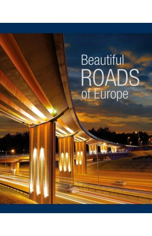 Beautiful roads of europe