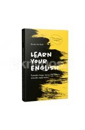 Learn your english: paskutinė knyga, kur..