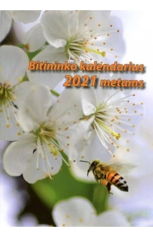 Bitininko kalendorius 2021 metams