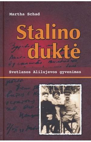 Stalino duktė