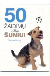 50 žaidimų jūsų šuniui