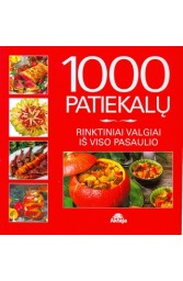 1000 patiekalų
