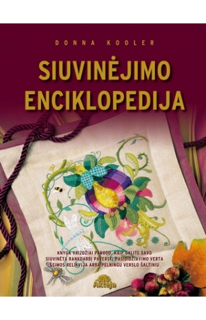 Siuvinėjimo enciklopedija