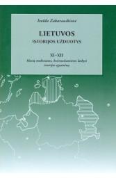 Lietuvos istorijos užduotys
