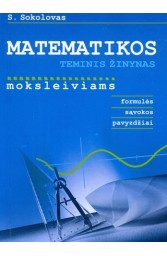 Matematikos teminis žinynas moksleiviams