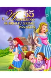 55 Anderseno ir Brolių Grimų pasakos