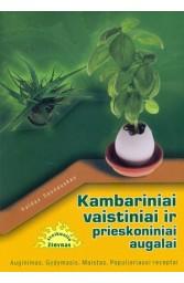 Kambariniai vaistiniai ir prieskoniniai augalai