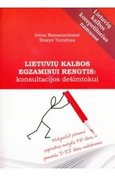 Lietuvių kalbos egzaminui rengtis: konsultacijos dešimtokui