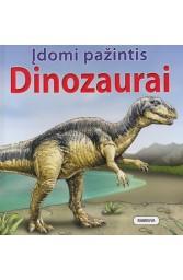 Įdomi pažintis. Dinozaurai