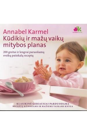 Kūdikių ir mažų vaikų mitybos planas