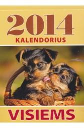 2014 m. kalendorius Visiems