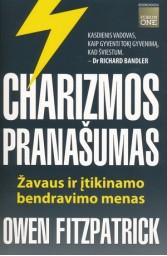 Charizmos pranašumas