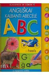 Angliškai kalbanti abėcėlė
