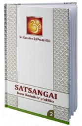 Satsangai 2. Jogos išmintis ir praktika