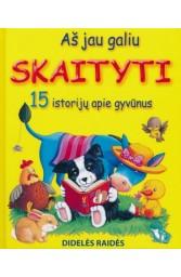 Aš jau galiu skaityti. 15 istorijų apie gyvūnus