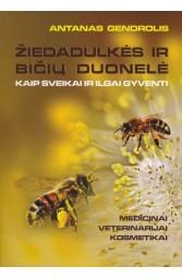 Žiedadulkės ir bičių duonelė