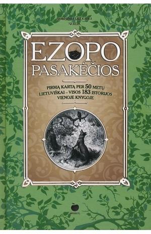 Ezopo pasakėčios