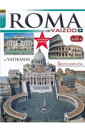 ROMA ir vaizdo medžiaga