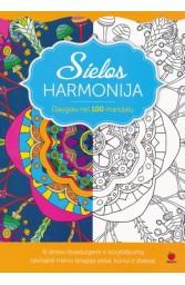 Sielos harmonija. Daugiau nei 100 mandalų