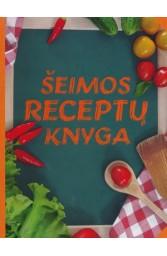 Šeimos receptų knyga