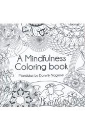 Manadala coloring book