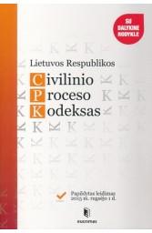 LR Civilinio proceso kodeksas