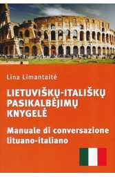 Lietuviškų - Itališkų pasikalbėjimų knygelė