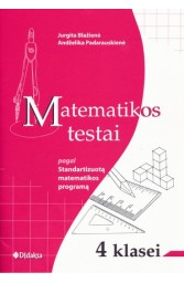 Matematikos testai 4 klasei