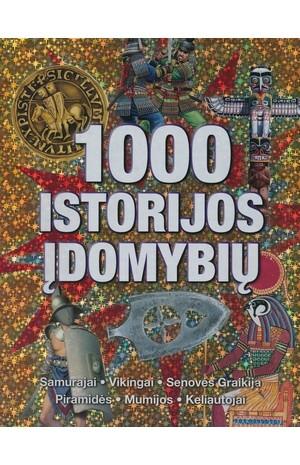 1000 istorijos įdomybių