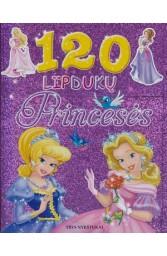 120 Lipdukų Princesės