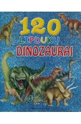 120 Lipdukų Dinozaurai